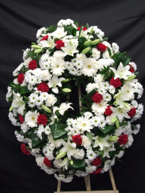 Coronas de Flores Fúnebres
